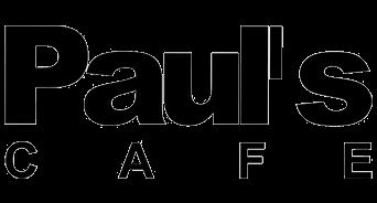 Rezervace - Paul's Cafe - logo